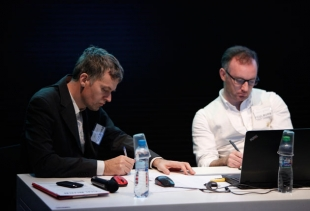 Igor Kovacevic(ccea) and Martin Barry(reSite)