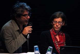Lorenzo Romito and Giulia Fiocca