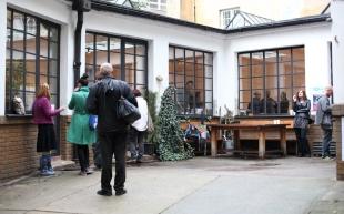 Opening @ Skolska Gallery 20 sept